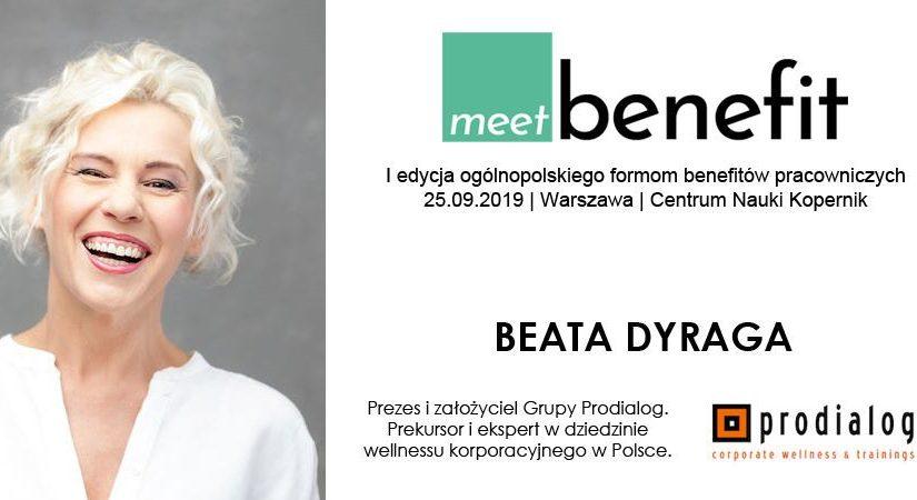 Przyjdź na I edycję ogólnopolskiego forum BENEFITÓW pracowniczych!